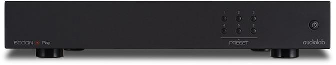 Image of Audiolab 6000N Play Black
