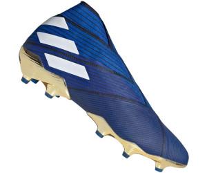 Adidas Nemeziz 19+ FG football bluecloud whitecore black