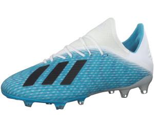 Adidas X 19.2 FG bright cyancore blackshock pink au