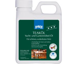 PNZ Teak-Öl: teakfarben - 2,5 Liter