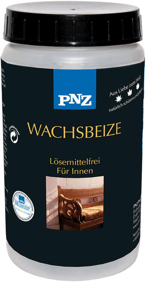 PNZ Wachsbeize: zitronengelb - 1 Liter