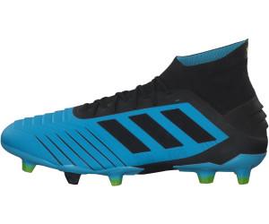 vollständig in den Spezifikationen verkauft feinste Stoffe Adidas Predator 19.1 FG Men Bright Cyan/Core Black/Solar ...