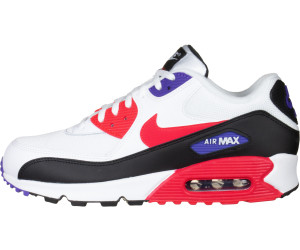 Nike Air Max 90 Essential whiteredpurple au meilleur prix