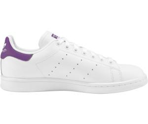Adidas Stan Smith Women cloud white/active purple/cloud ...