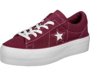 Converse One Star Platform desde 62,00 €   Compara precios