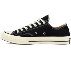 Converse Chuck 70 Classic Low Top black/black/egret ab 51,75 ...