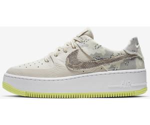 Nike Air Force 1 Sage Low Premium Camo light orewood brown