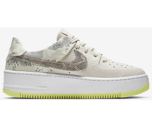 Nike Air Force 1 Sage Low Premium Camo light orewood brown