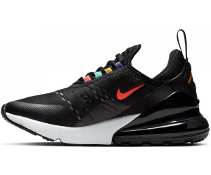 Nike Air Max 270 Women blackuniversity goldpsychic purple