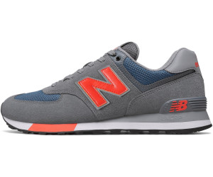 New Balance ML574 lead with dark bluecoral glow ab 59,70