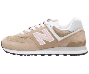 New Balance WL574 hemp with oyster pink ab 48,00