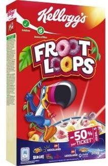 Kellogg's Froot Loops (375g)