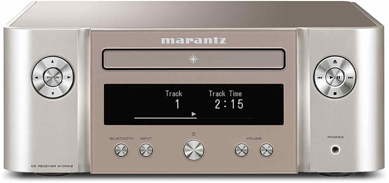 Image of Marantz Melody M-CR412 (silver-gold)
