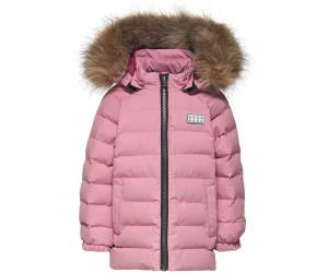 winter jacke mädchen rosa