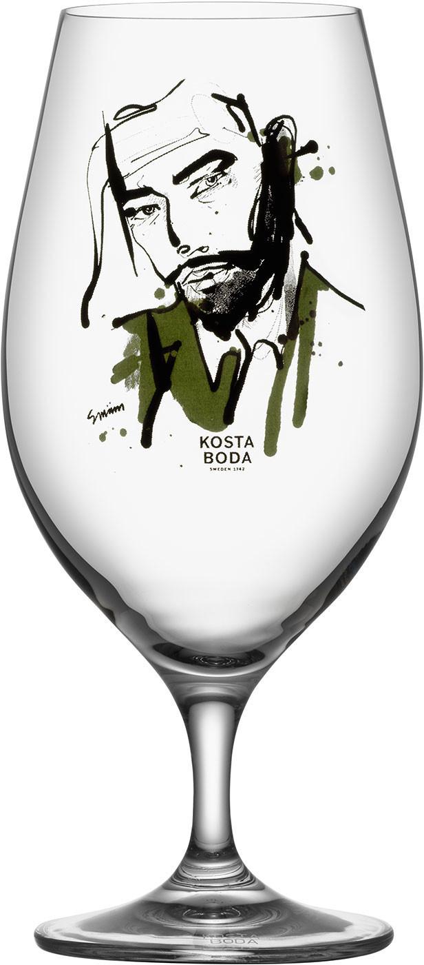 Kosta Boda All about you Bierglas 2er-Pack