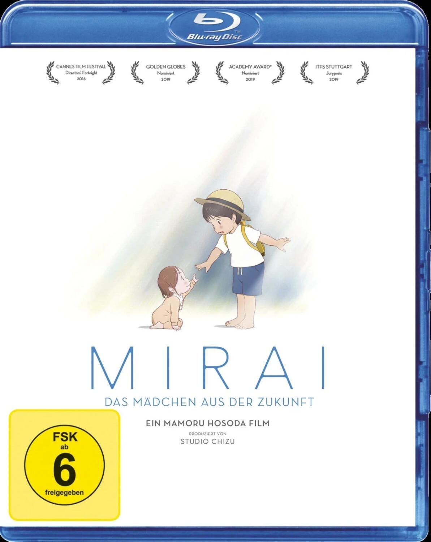 Mirai - Das Mädchen aus der Zukunft [Blu-ray]