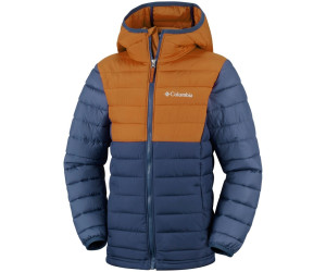 Columbia Herren Powder Lite Hooded Jacket Daunenjacke Mit
