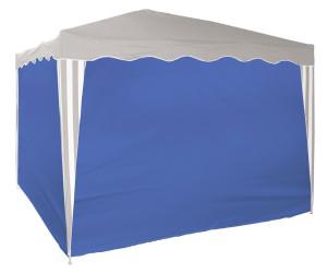 Dema Seitenverkleidung Pavillon 3 x 3 m blau