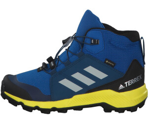 Adidas Terrex Mid GTX K blue beautygrey oneshock yellow ab