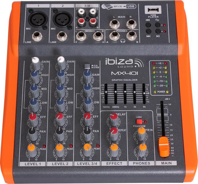 Image of Ibiza MX401
