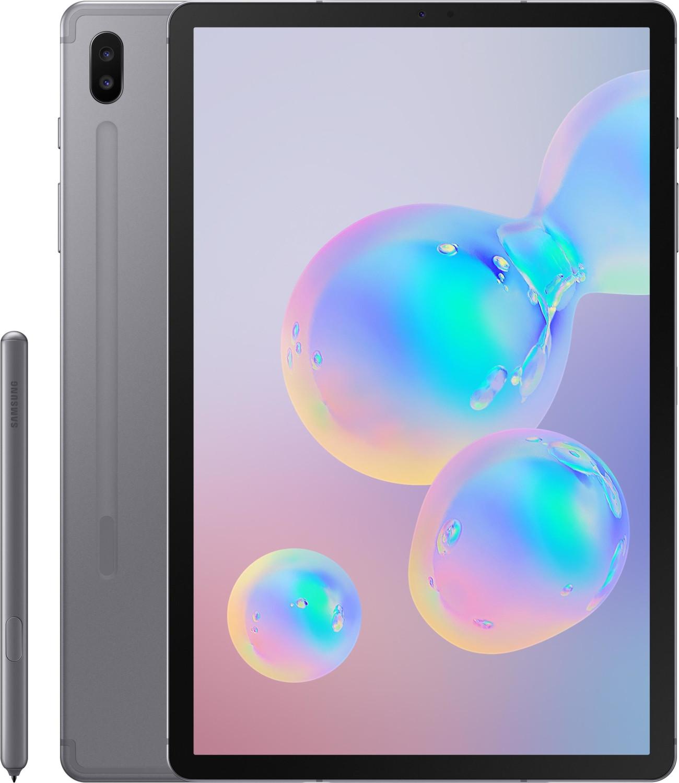 Samsung Galaxy Tab S6 128 GB LTE gris