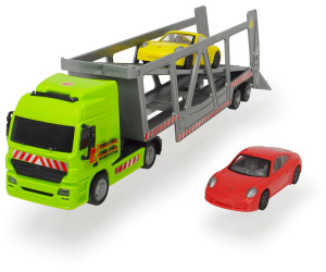 Dickie Toys Stack and Store Transporter Spielzeug Auto