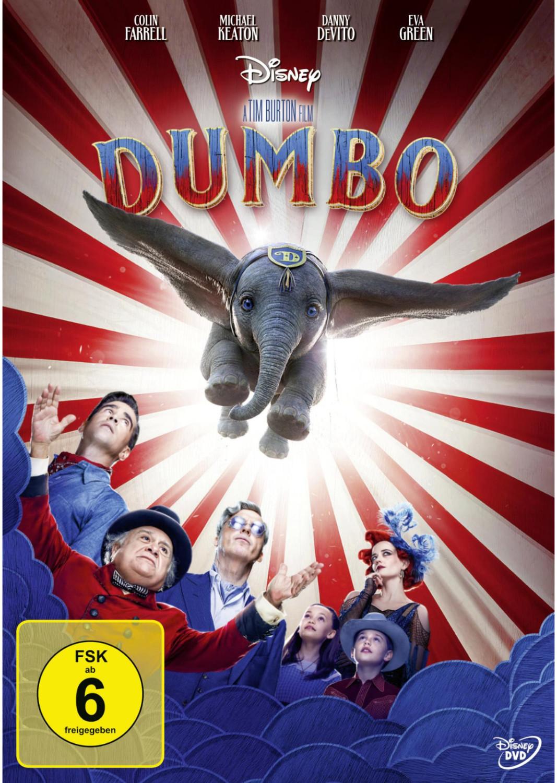 Dumbo 2019 [DVD]