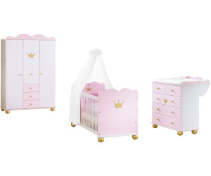pinolino kinderzimmer prinzessin karolin i ab preisvergleich bei. Black Bedroom Furniture Sets. Home Design Ideas