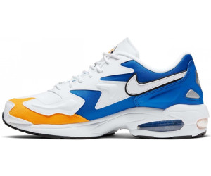 Nike Air Max2 Light Premium whitewhiteuniversity goldgame
