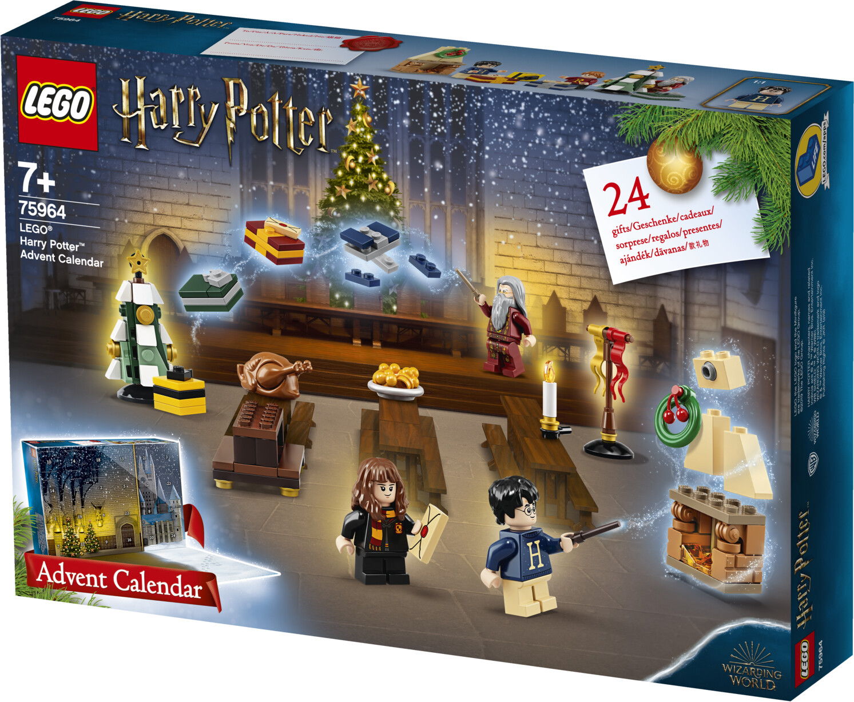 LEGO Calendrier de l'Avent Harry Potter 2019 (75964)