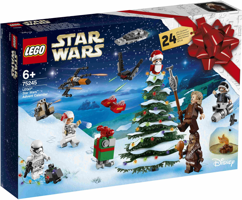 LEGO Star Wars - Calendrier de l'Avent 2019 (75245)