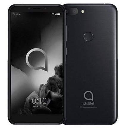 Image of Alcatel 1S 2019 4GB 64GB Metallic Black