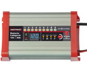 Dino Kraftpaket Batterieladegerät 12V 20A mit