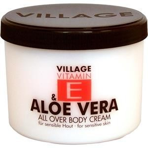 Village Bodycream Aloe Vera (500ml)