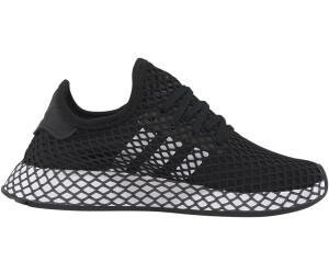Adidas Deerupt Runner J core black/cloud white/grey five ab ...
