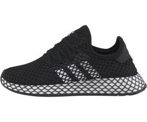 best online shades of on feet at Adidas Deerupt Runner J core black/cloud white/grey five ab ...