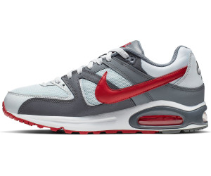 Nike Air Max Command pure platnumgym reddark grey au