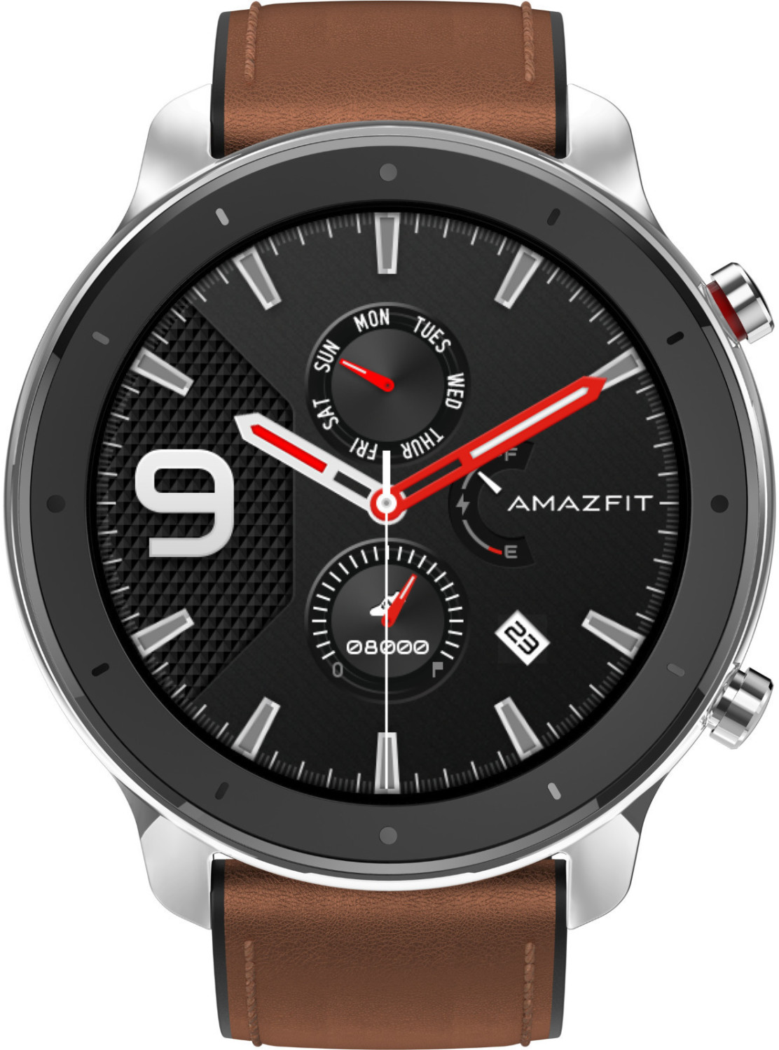 Image of Amazfit GTR 47mm Stainless Steel