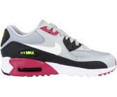 Nike Air Max 90 Mesh GS 833418 112 | Weiß, Hellgrau, Grün
