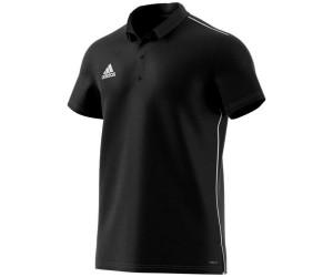 Adidas Core 18 Polo blackwhite ab 14,95 € | Preisvergleich