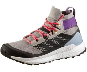 adidas TERREX Free Hiker Scarpe da trekking Uomo, legacy bluemetal greyraw desert