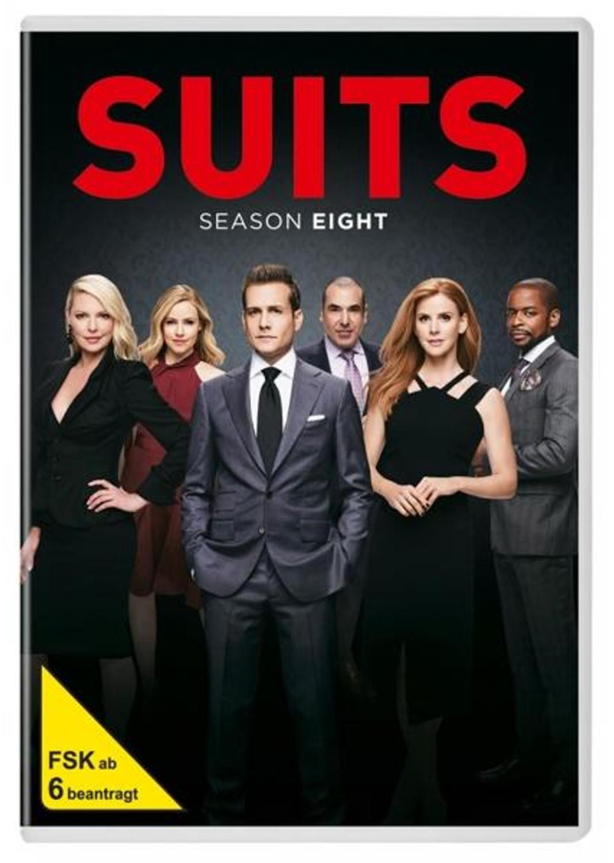 #Suits – Season 8 [DVD]#