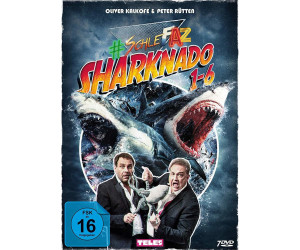 SchleFaZ- Sharknado 1-6 [7 DVD]