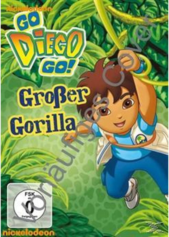 Go Diego Go!: Grosser Gorilla [DVD]