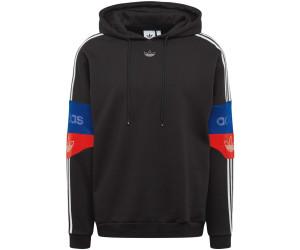 adidas hoodie blau rot weiß