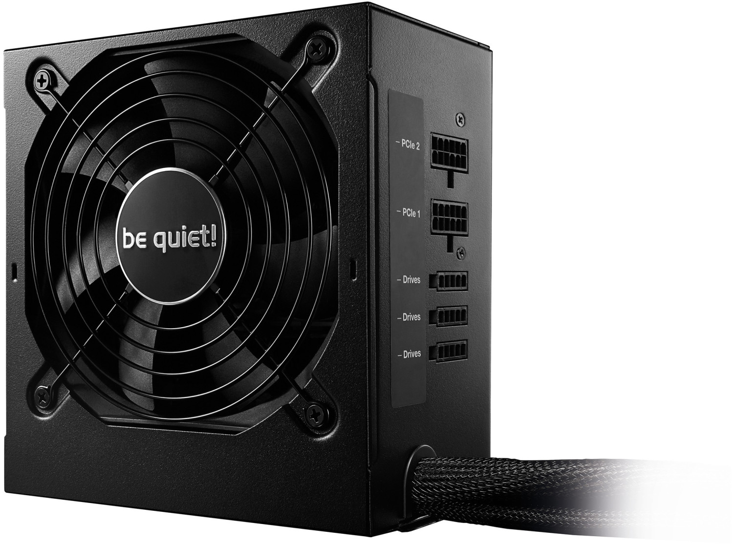 #be quiet! System Power 9 CM 600W#