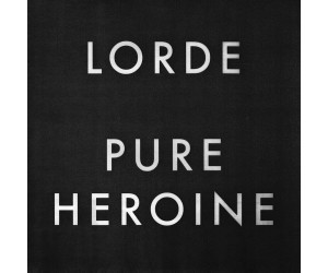 Lorde - Pure Heroine (CD)