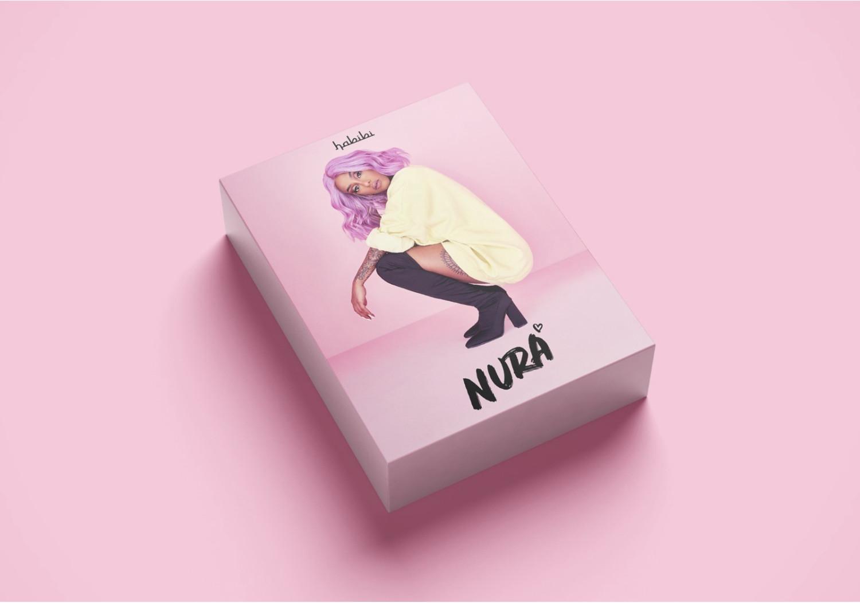 Nura - habibi (Deluxe Box) (CD)