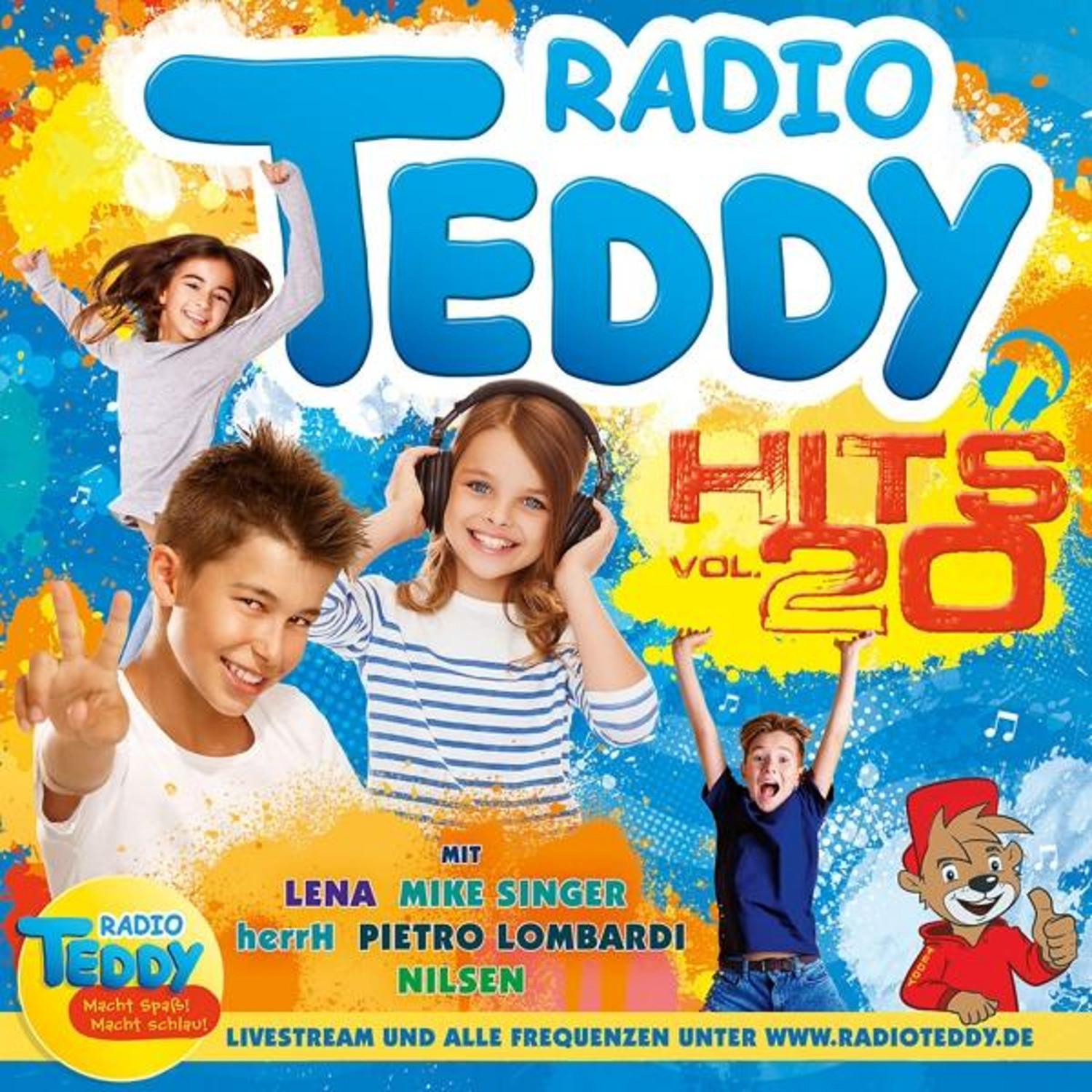 Radio Teddy Hits Vol. 20 (CD)