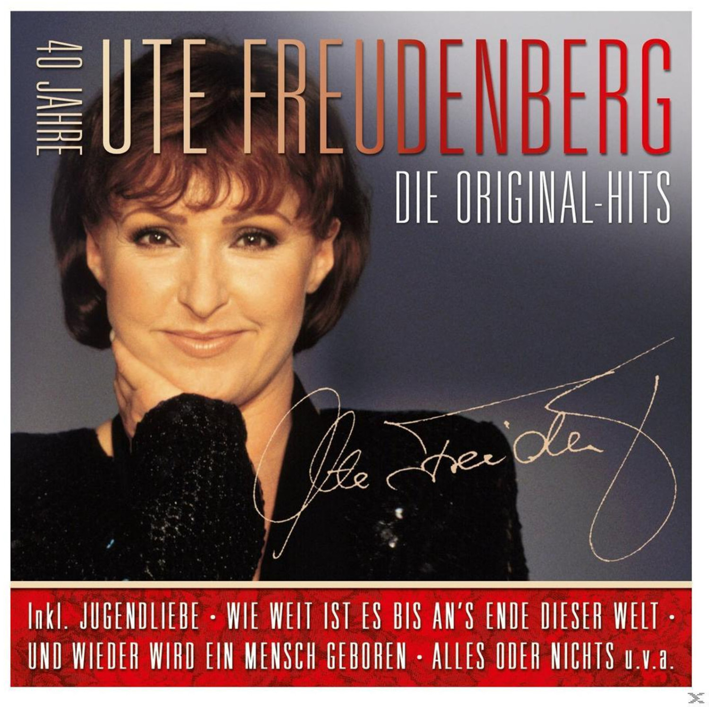 Ute Freudenberg - Die Original Hits - 40 Jahre Ute Freudenberg (CD)